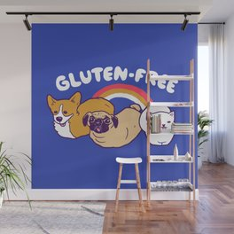 GF Loaves Wall Mural