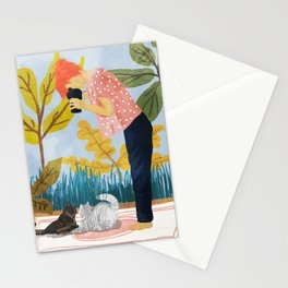 Saturday Afternoon Stationery Cards