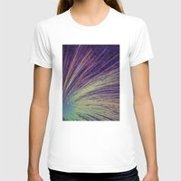 fireworks T-shirts featuring Fireworks by Françoise Reina