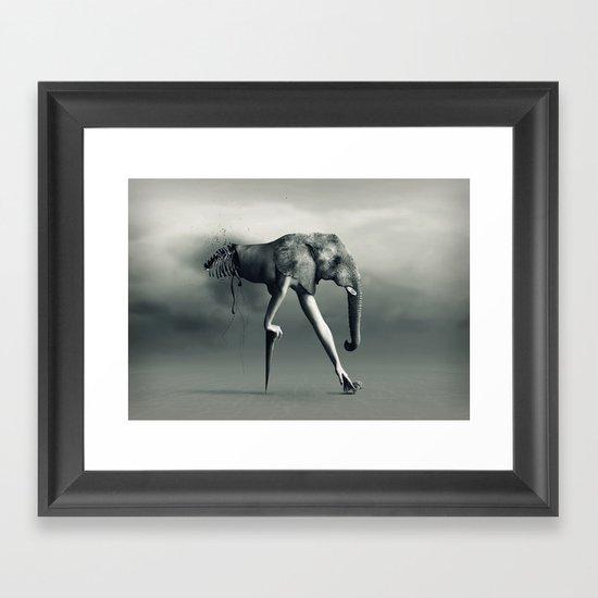 255110 Framed Art Print