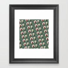 Specimens Framed Art Print