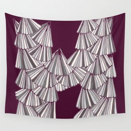 Letter H Wall Tapestry