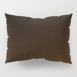 Frankincense cone on fire Pillow Sham