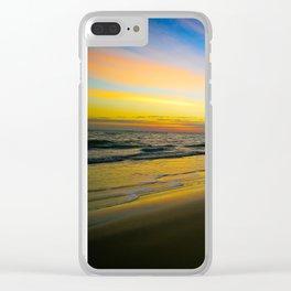 Rota Spain Beach 6 Clear iPhone Case