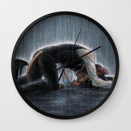 Desesperanza Wall Clock