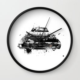 extravagant and mysterious Wall Clock