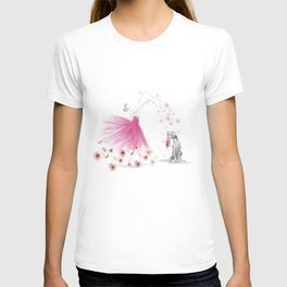DANCE OF THE CHERRY BLOSSOM T-shirt
