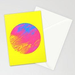 Été Liquide Stationery Cards