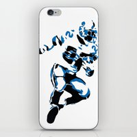 cowboy iPhone & iPod Skins featuring Cowboy by Sbranch