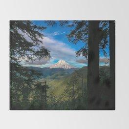 Mountain View Throw Blanket