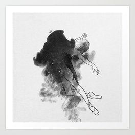 The power in you. Art Print