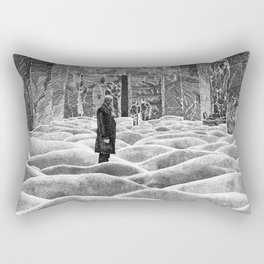 Stalker Rectangular Pillow