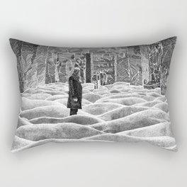 Stalker Rectangular Pillow
