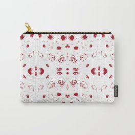 Perentie H by Chrissy Wild Carry-All Pouch