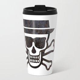 Heisenskull Travel Mug