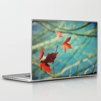 mortal instruments Laptop & iPad Skins featuring Mortal by KunstFabrik_StaticMovement Manu Jobst