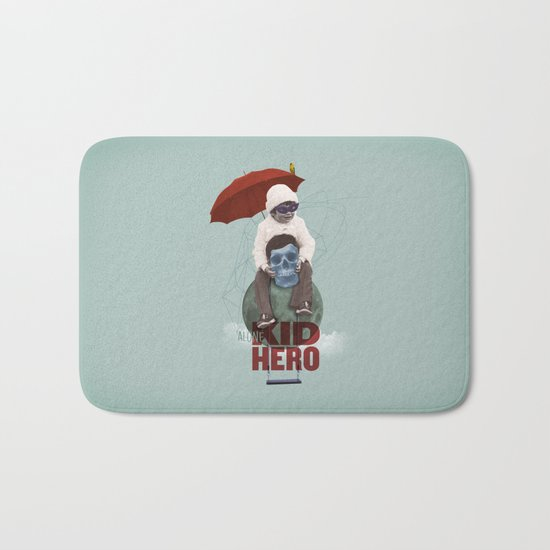 KID HERO Bath Mat