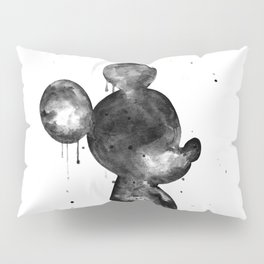Mouse, cartoon character Pillow Sham