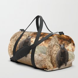 Do you love me Duffle Bag