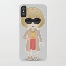 Anna Wintour Slim Case iPhone X