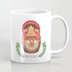 Matryoshka Doll Mug