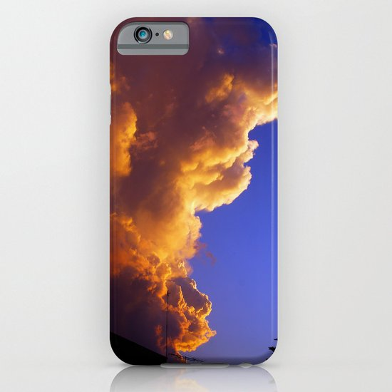 That old sky iPhone & iPod Case