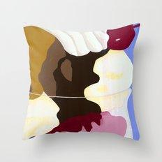 Bigger Parfait Throw Pillow