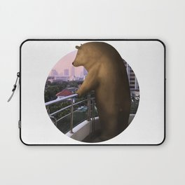 In the distance Laptop Sleeve