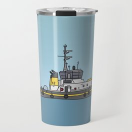 Tug or towing boat Travel Mug