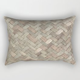 Rattan Rectangular Pillow