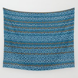 45 Degrees: Oceanic Wall Tapestry