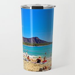 Diamond Head Study 6 Travel Mug