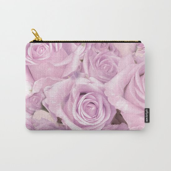 Romantic roses(11) Carry-All Pouch