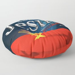 The Name Floor Pillow