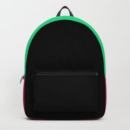 Abrosexuality in Shapes Backpack