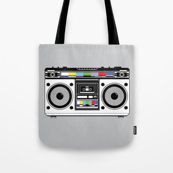 1 kHz #8 Tote Bag