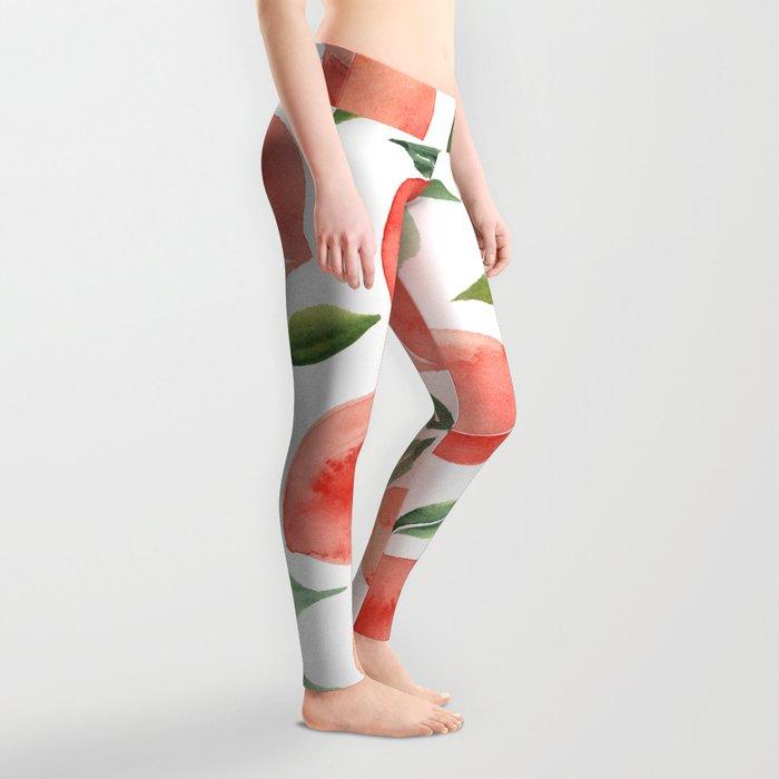 peaches Leggings