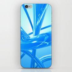 Skyclad iPhone & iPod Skin
