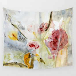 fragmented view Wall Tapestry