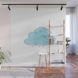 Calm Cloud Wall Mural