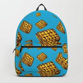 Waffle morning Backpack