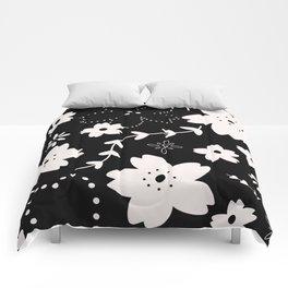Dark Sakura 2018 Comforters