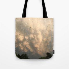 Stormy Clouds - Mammatus Tote Bag