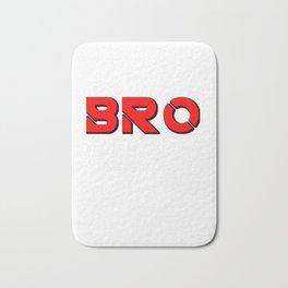 Brother Bath Mat