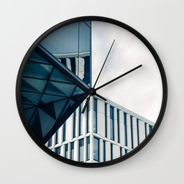 ALIGNED / Berlin, Germany Wall Clock