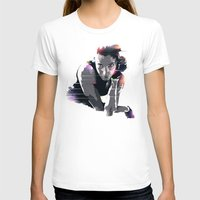 rave T-shirts featuring Rave Girl  by seven five zero apparel