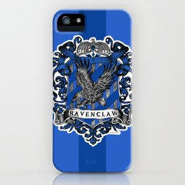 Ravenclaw Color iPhone Case
