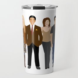 Amigos Travel Mug