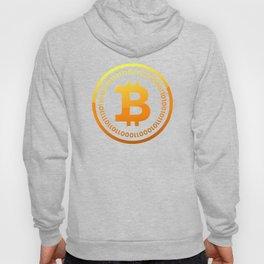 BITCOIN Symbol CRYPTO Hoody