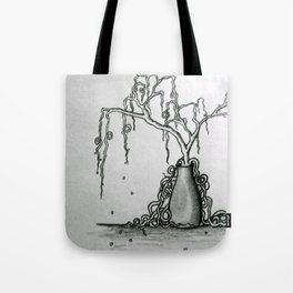 Wilted Plant Tote Bag